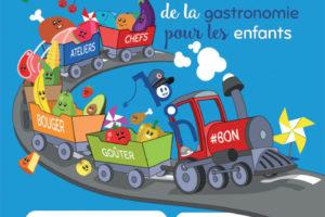 Affiche format A3 du festival Salon #BON