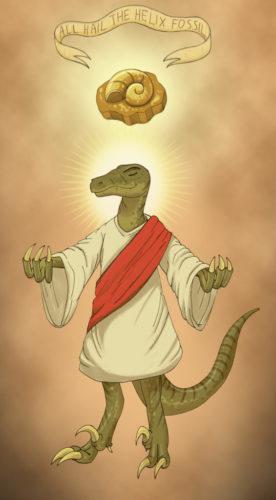 Raptor Jésus