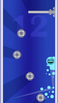 Niveau facile de Gravity Wall