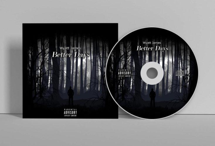 Montage de la pochette avec CD