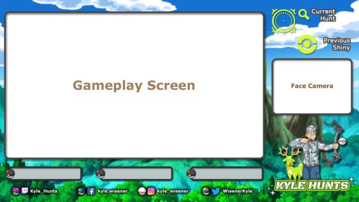 Version alternative de l'overlay