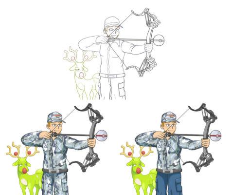 Création de l'image de profil
