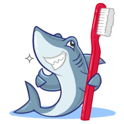 Shark Toothpaste