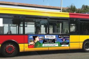 Simulation affiche bus