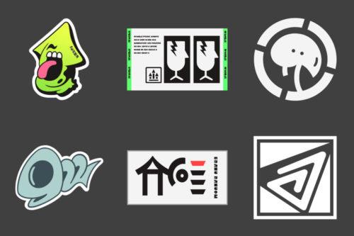 Graffitis & Stickers